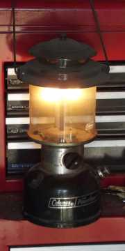 Coleman Lantern ignored 10-15 years