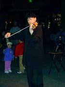 Drew Tertick, Master Violinist